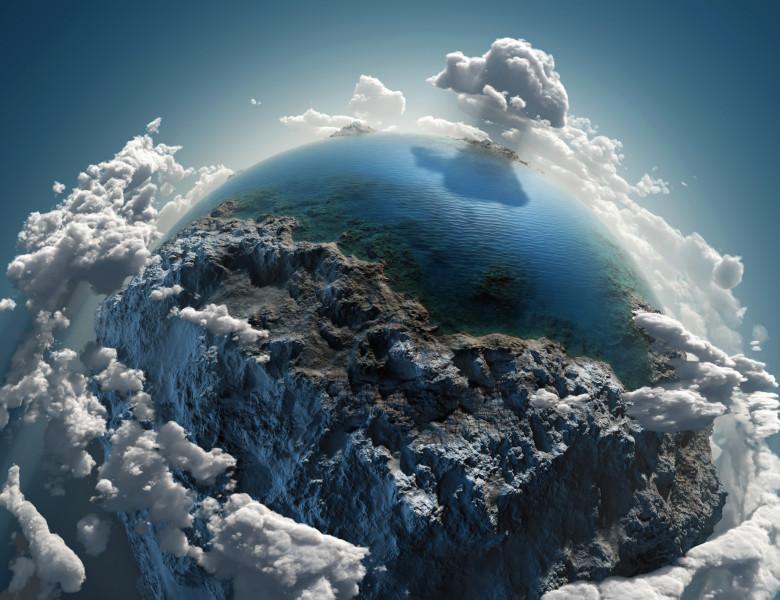 atmosfera pamant