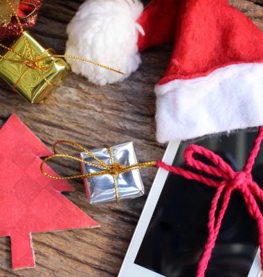 accesoriu cadou craciun smartphone
