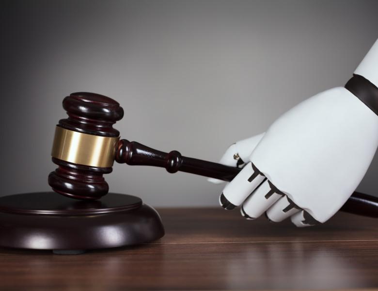 judecator robot