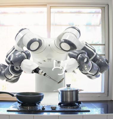 robot casnic