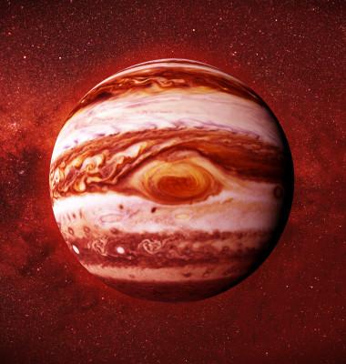 planeta jupiter pata rosie