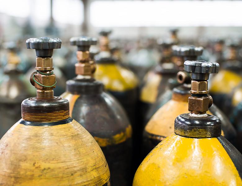 depozitare gaze heliu oxigen
