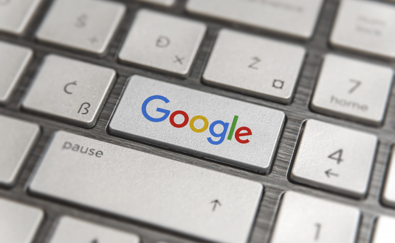 tastatura google