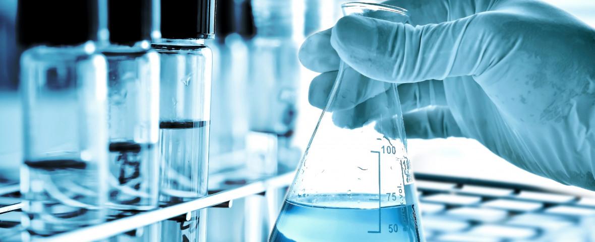 cercetator sticla laborator recipient