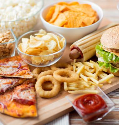 junk food fast food mancare