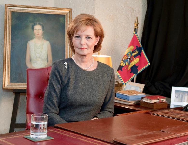 Majestatea Sa Margareta Custodele Coroanei_ANG1292