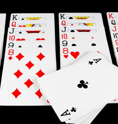 joc solitaire carti