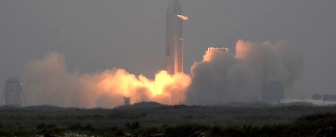 Starship, racheta SpaceX