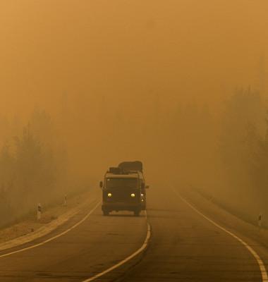 incendii vegetație siberia