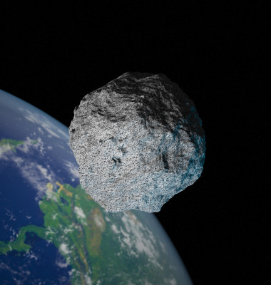 The,101955,Bennu,,A,Carbonaceous,Asteroid,In,The,Solar,System,