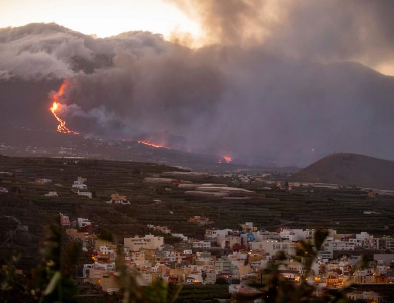 La Palma vulcan