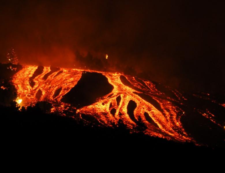 eruptie vulcanica la palma