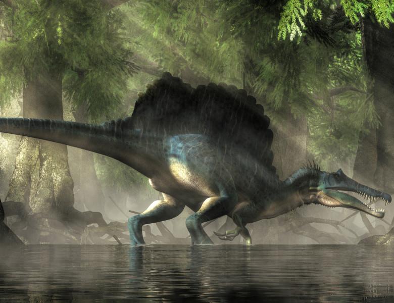 dinozaur spinozaur apa