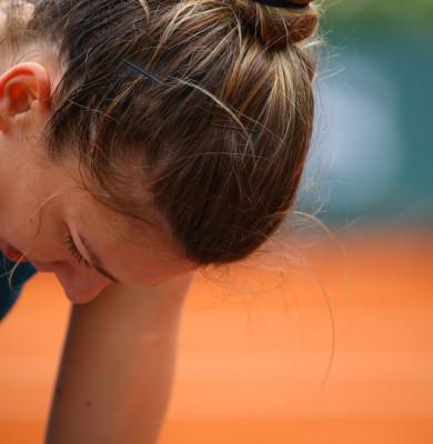 Simona Halep a pierdut în optimi, la Madrid. Românca a fost învinsă de belgianca Elise Mertens
