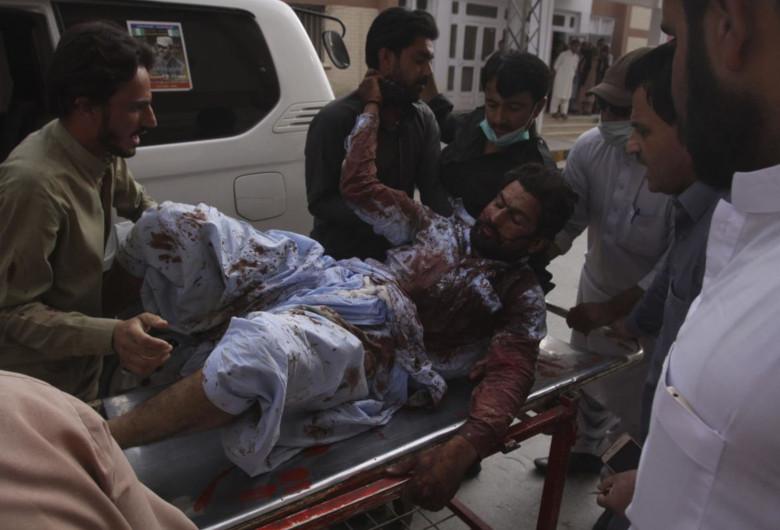 Atentat în Pakistan