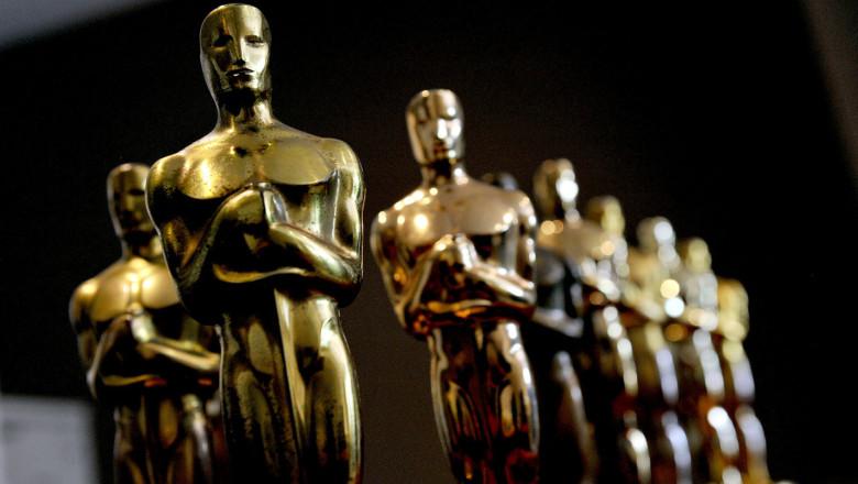 Premiile Oscar, statueta, film