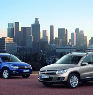 Volkswagen Touran și Tiguan