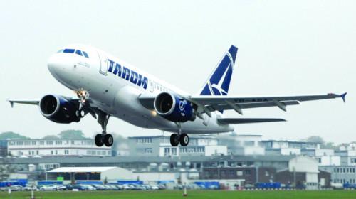 Avion TAROM, călătorii, deplasări, excursii, turism