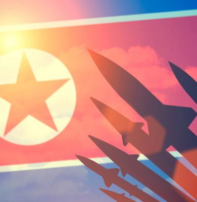 Rachete trase de Coreea de Nord
