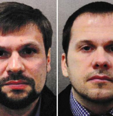 Suspecții uciderii lui Serghei Skripal