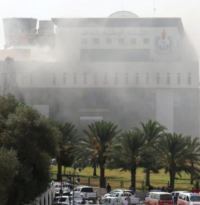 Atac terorist în Libia