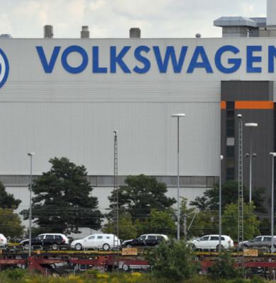 Compania auto Volkswagen