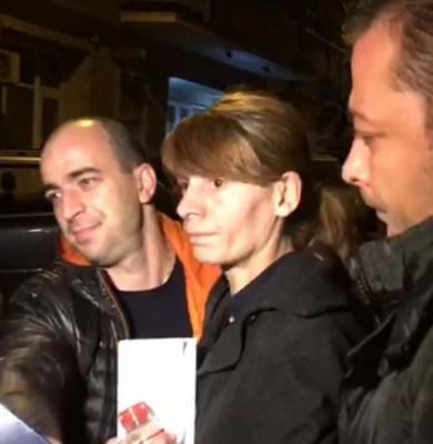 Magdalena Șerban, criminala de la metrou