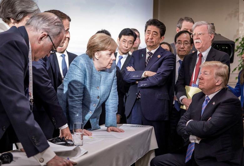 donald-trump-angela-merkel-g7-summit