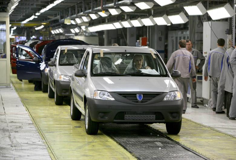 Fabrică Dacia