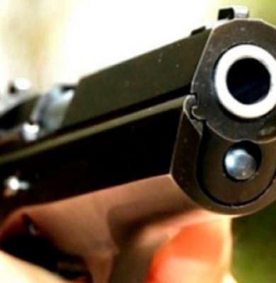 Pistolul unui polițist