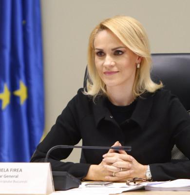 Gabriela Firea, primarul general