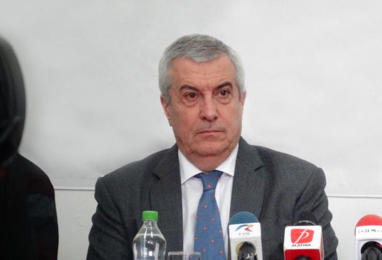 Călin Popescu Tăriceanu, supărat, îngândurat