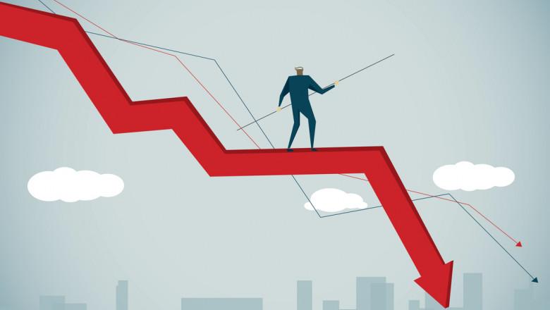 Recesiune, criză