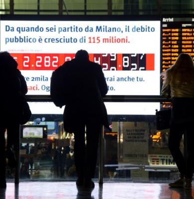 Probleme bugetare pentru Italia