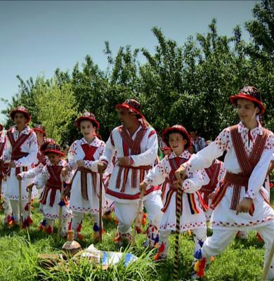 Calusarii din Osica