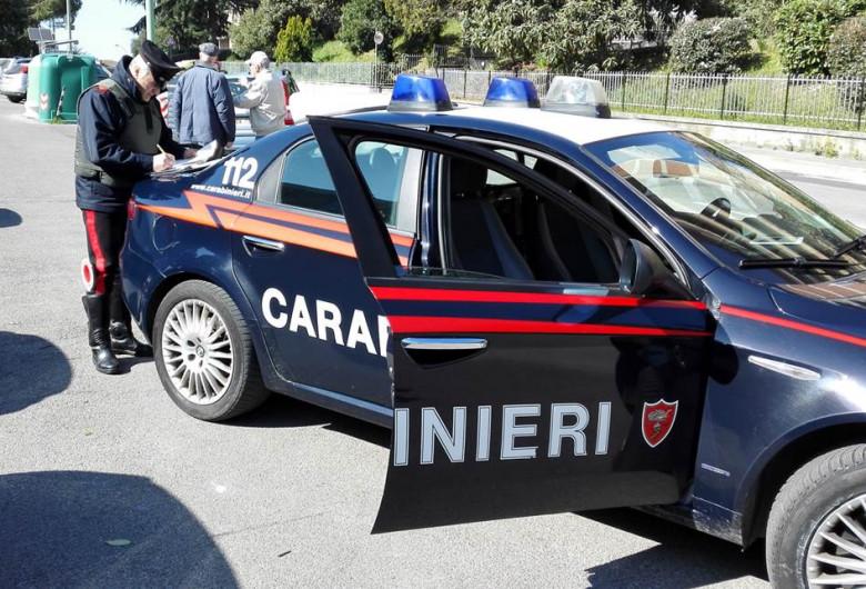 Poliția italiană, carabinieri