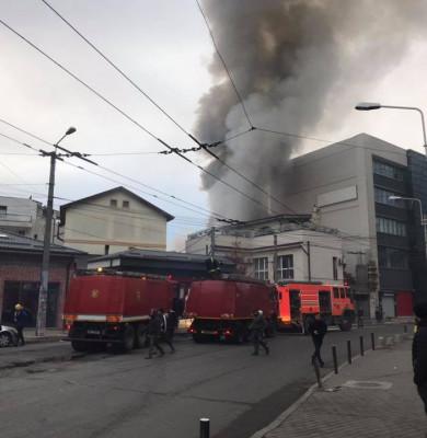 Incendiu Delea Veche