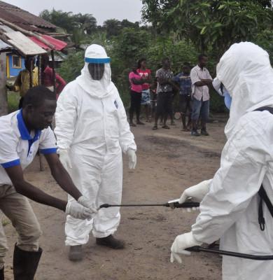 Epidemie de Ebola în Congo