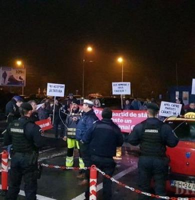 protestatari bihor