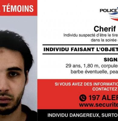 Atacatorul din Strasbourg