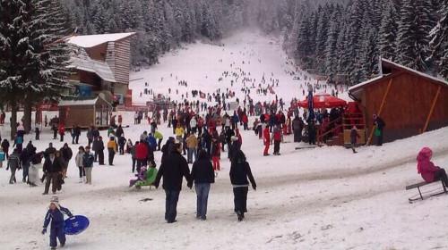Valea Prahovei, turism, iarnă, munte