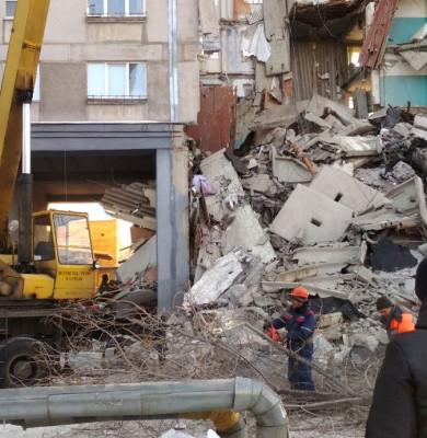 Explozie în bloc din Rusia, Urali
