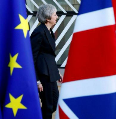 Theresa May cu Brexit