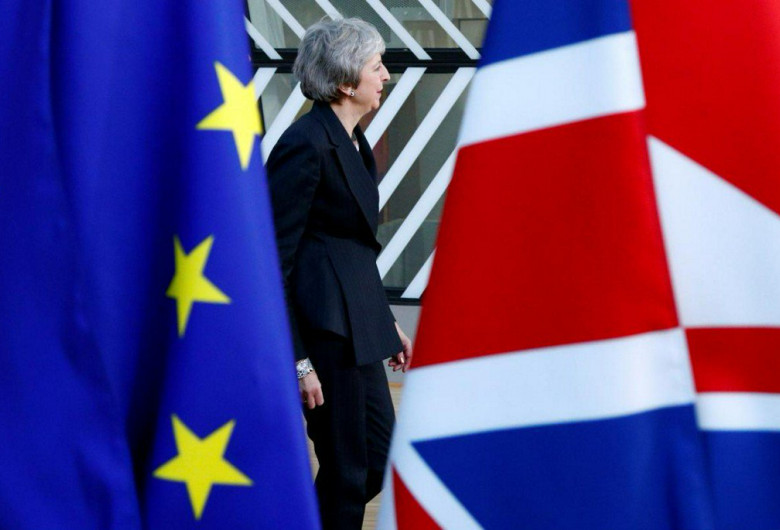 Theresa May cu Brexit