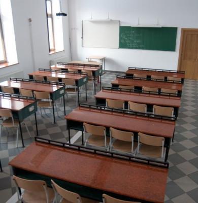 Școală închisă