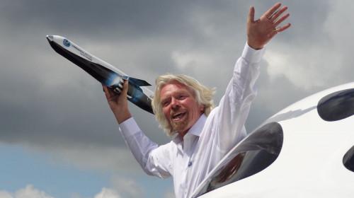 Richard Branson, Virgin Galactic