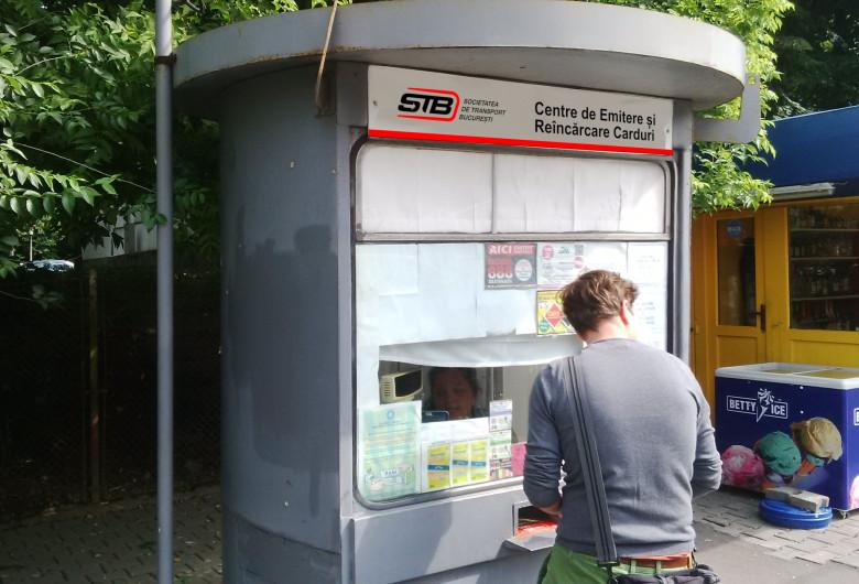 Carduri STB, transport în comun, călătorie,