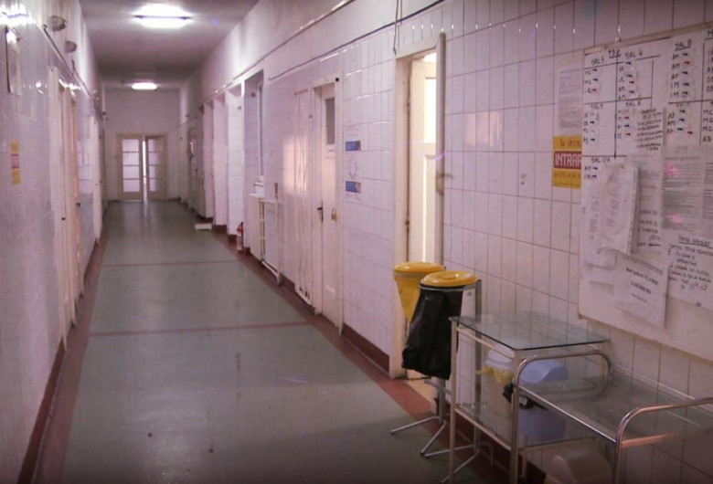 Institutul Marius Nasta, spital de pneumologie