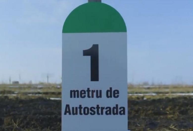 autostrada 1 metru