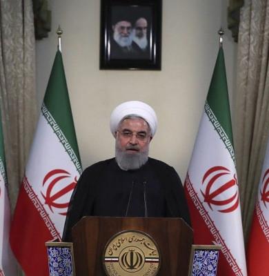Hassan Rouhani, Iran